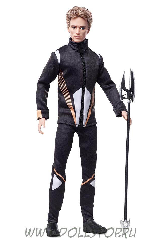 Коллекционная кукла Кен  Голодные игры - Финник -  Hunger Games: Catching Fire Finnick Doll