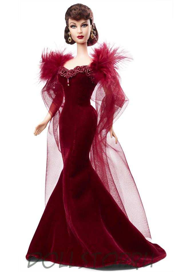 "Коллекционная кукла   Скарлетт О'Хара ""Унесенные ветром"" - Gone with the Wind™ Scarlett  O'Hara™ Doll"